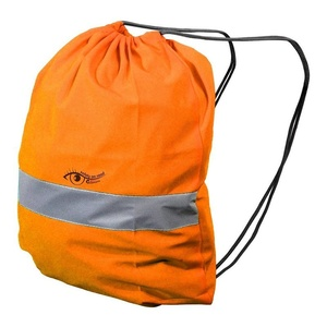 Backpack reflection S.O.R. orange, Safety on Road