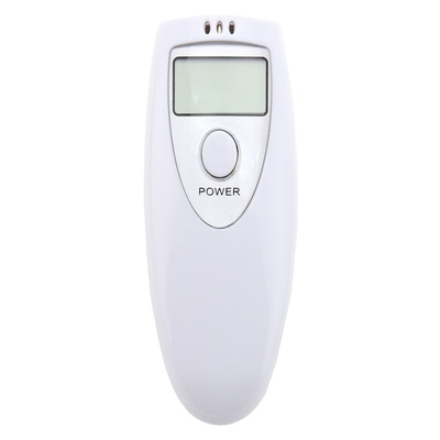 Compass Alcohol tester SILVER, digital, Compass