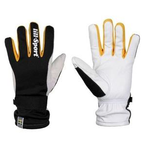 Gloves lill-sport Coach 0202-00 black, lillsport