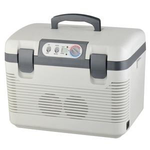 Cooling box Compass 19l + display 230V/24V/12V DOUBLE, Compass