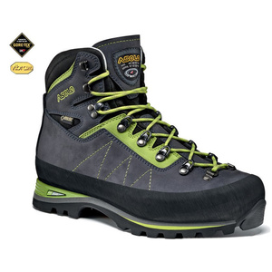 Shoes Asolo Lagazuoi GV MM navy blue / green lime/A673, Asolo