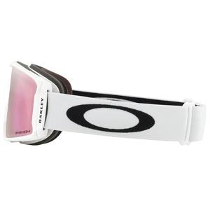Ski glasses Oakley LM XM Matt White w / prizm HI Pink OO7093-11, Oakley