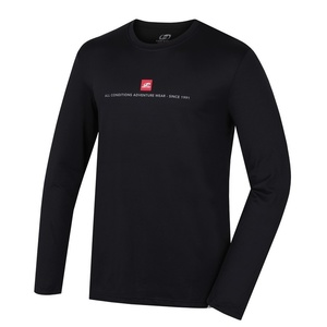 T-shirt HANNAH Terell anthracite red, Hannah