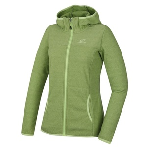 Sweatshirt HANNAH Bernie green stripe, Hannah