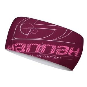 Headband HANNAH Jaden cabaret (pink), Hannah