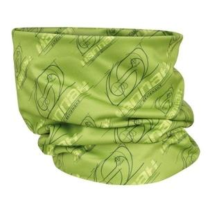 Cravat Hannah Signify lime green (yellow), Hannah