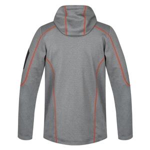 Sweatshirt HANNAH Telford light gray mel (orange), Hannah