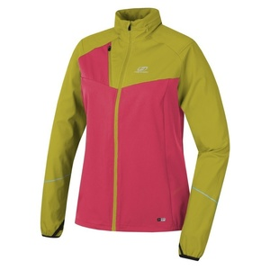 Jacket HANNAH Keidis citronelle / rouge red, Hannah