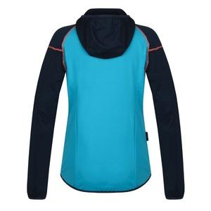 Sweatshirt HANNAH Odda bluebird / midnight navy, Hannah