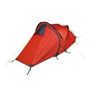 Tent Hannah Rider 2 mandarin red, Hannah