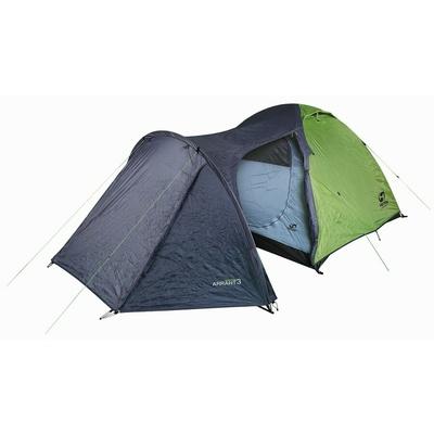 Tent Hannah Arant 3 spring green / cloudy gray, Hannah