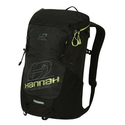 HANNAH Raven 28 anthracite backpack (lime green tp), Hannah
