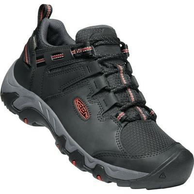 Shoes Keen STEENS WP Men, black/bossa new, Keen