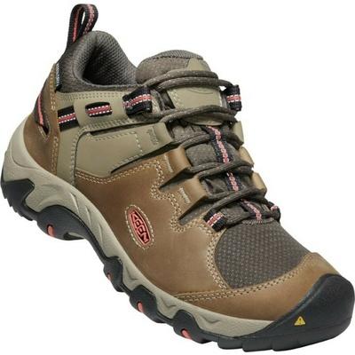 Shoes Keen STEENS WP women, timberwolf/coral, Keen