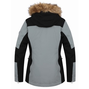 Jacket HANNAH Bertie anthracite / frost gray, Hannah