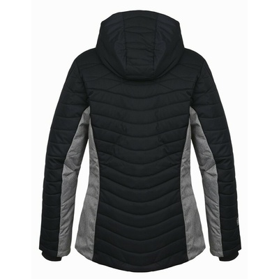 Jacket HANNAH Balay anthracite / gray mel, Hannah