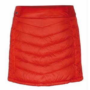 Warm skirt HANNAH Calanthe hot coral, Hannah