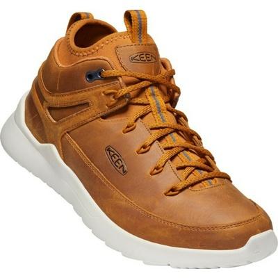 Shoes Keen HIGHLAND Sneaker Mid M-sunset wheat/silver birch, Keen