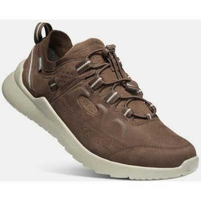 Shoes Keen HIGHLAND WP M-chestnut/silver birch, Keen