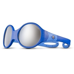 Sun glasses Julbo LOOP L SP4 BABY dark blue / blue, Julbo