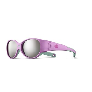 Sun glasses Julbo DOMINO SP4 BABY pink / blue mint, Julbo
