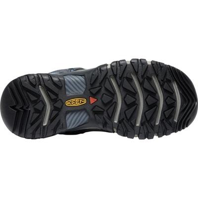 Shoes Keen RIDGE Flex WP Women steel grey/hydrangea, Keen