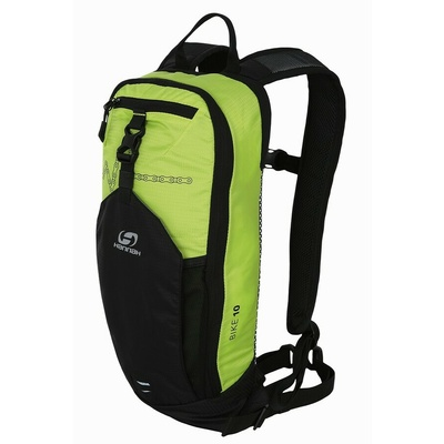 HANNAH Bike 10 anthracite / green backpack, Hannah