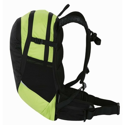 HANNAH Speed 15 anthracite / green backpack, Hannah