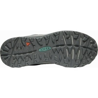Shoes Keen TERRADORA II WP Women steel grey/ocean wave, Keen