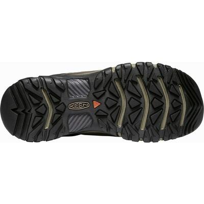 Shoes Keen TARGHEE III Mid WP Men chestnut/mulch, Keen