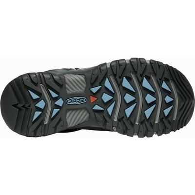 Shoes Keen TARGHEE III Mid WP Women magnet/atlantic blue, Keen