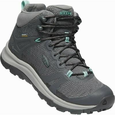Shoes Keen TERRADORA II Mid Wp Women magnet/ocean wave, Keen