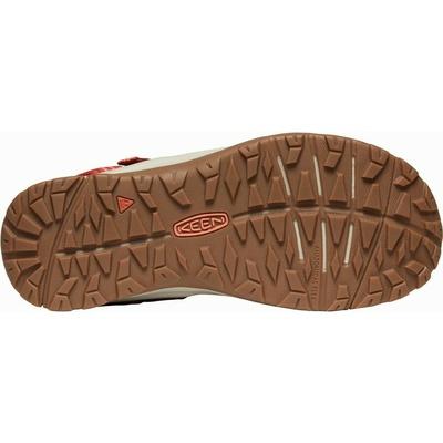 Sandals Keen TERRADORA II Open toe sandal Women dark red/coral, Keen
