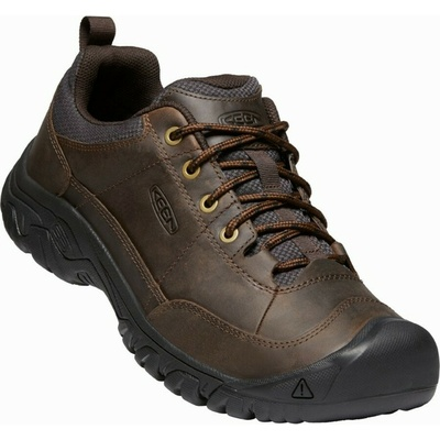Shoes Keen TARGHEE III Oxford Men dark earth/mulch, Keen