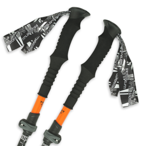 Folding trekking sticks Yate TRAIL SPEED VARIO, Yate