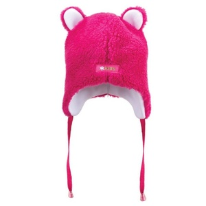 Children fleece cap Kama B68 114 pink, Kama