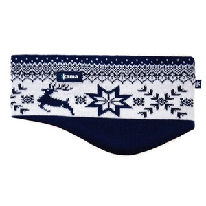 Headband Kama CW01 108 dark blue, Kama