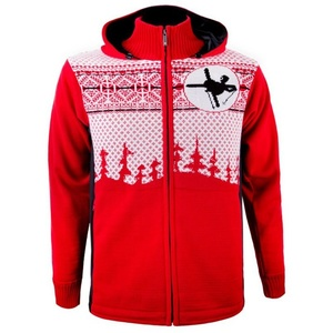 Sweater Kamakadze K3001 104 red, Kama