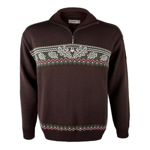 Sweater Kama L137 113 brown, Kama
