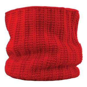 Knitted headover Kama S18 104 red, Kama