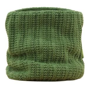 Knitted headover Kama S18 105 green, Kama