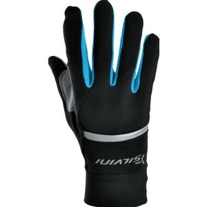 Unisex gloves Silvini Isonzo UA905 black-hawaii, Silvini