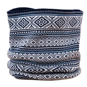 Knitted headover Kama S19 108 dark blue, Kama