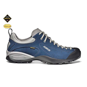 Shoes Asolo Shiver GV GTX A697 blue denim, Asolo