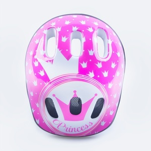 Children cycling helmet Spokey ROYALTY 44-48 cm, Spokey