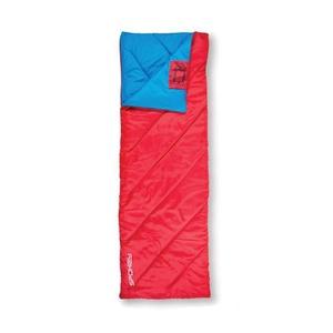 Sleeping bag blanket Spokey MUFF II red, Spokey
