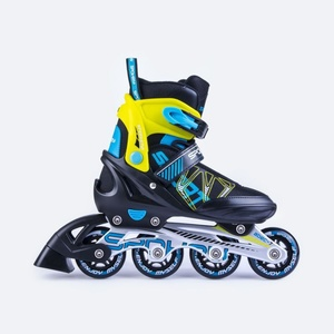 Roller skates Spokey SPEEDSTAR black-blue, Spokey