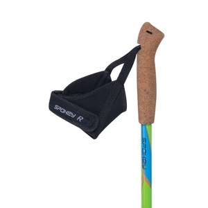 Nordic Walking sticks Spokey WOODY alu, Spokey
