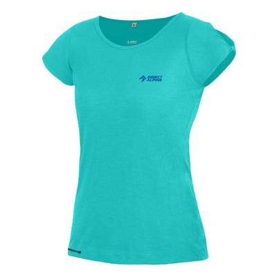 T-Shirt Direct Alpine Yoga Lady menthol, Direct Alpine