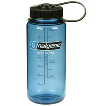 Bottle Nalgene Wide Mouth 1l 2178-1116 blue, Nalgene